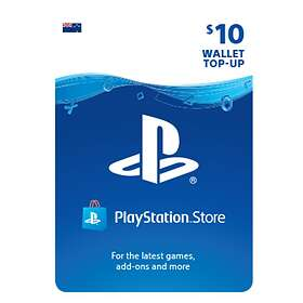 Sony PlayStation Network Card - 10 USD