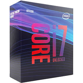 Intel Core i7 9700K 3.6GHz Socket 1151-2 Box without Cooler
