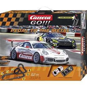 Carrera Toys GO!!! Pedal to the Metal (62460)