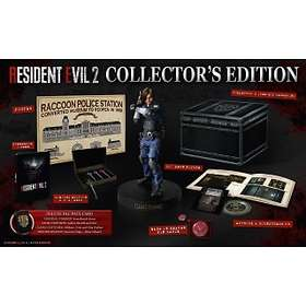 Find the best price on Resident Evil 2 - Collector's Edition