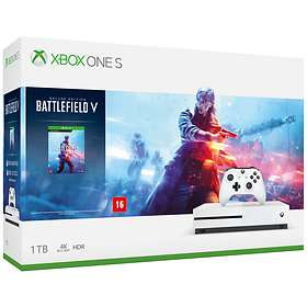 Microsoft Xbox One S 1TB (incl. Battlefield V - Deluxe Edition)
