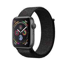 Apple Watch Series 4 44mm Aluminium with Sport Loop