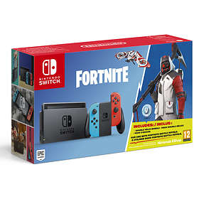 Nintendo Switch (incl. Fortnite)