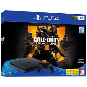 Sony PlayStation 4 Slim 1TB (incl. Call of Duty: Black Ops IV)