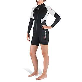 Mares 2ND Skin She Dives CZ 1.5mm L/SL Shorty Hooded (Women's)