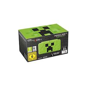 Nintendo New 2DS XL - Minecraft Creeper Edition