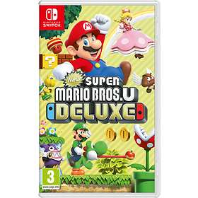 New Super Mario Bros. U - Deluxe Edition (Switch)