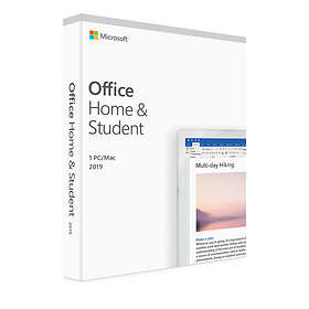 Microsoft Office Home & Student 2019 Eng (PKC)