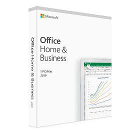 Microsoft Office Home & Business 2019 Eng (PKC)