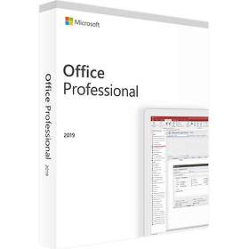 Find the best price on Microsoft Office Professional 2019 MUI (ESD