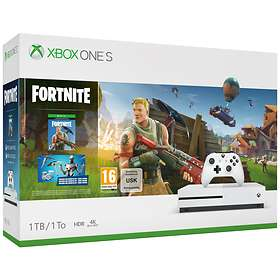 Microsoft Xbox One S 1TB (incl. Fortnite)