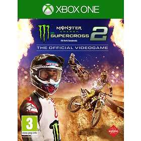 Monster Energy Supercross: The Official Videogame 2 (Xbox One)