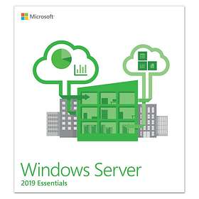 Microsoft Windows Server 2019 Essentials Eng (64-bit OEM)