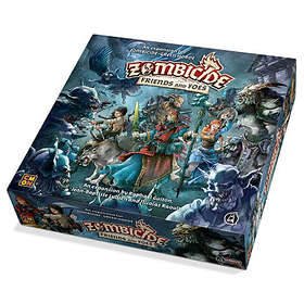 Zombicide: Green Horde – Friends and Foes (exp.)