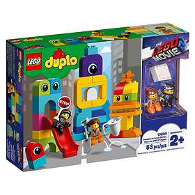 LEGO The Lego Movie 2 10895 Emmet and Lucy's Visitors from the DUPLO Planet