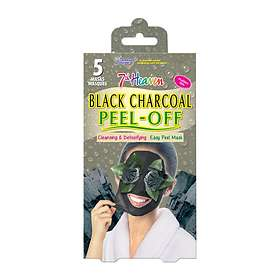 Montagne Jeunesse 7th Heaven Charcoal Peel-Off Mask 5x10ml
