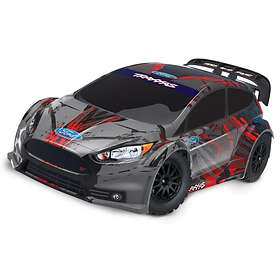 Traxxas Ford Fiesta ST Rally NOS 4WD (74054-4) RTR