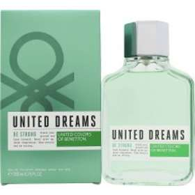 United Colors of Benetton United Dreams Be Strong edt 200ml