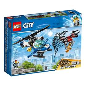 c1cb87409f08 Find the best price on LEGO City 60207 Sky Police Drone Chase ...