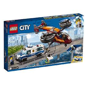 13c136d79b1d Find the best price on LEGO City 60209 Sky Police Diamond Heist ...