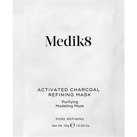 Medik8 Activated Charcoal Refining Mask 5x10g