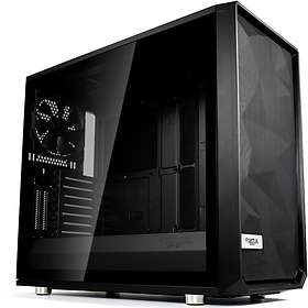 Fractal Design Meshify S2 Dark TG (Black/Transparent)