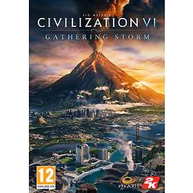 Sid Meier's Civilization VI: Gathering Storm (Expanstion) (PC)