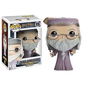Funko POP! Harry Potter Albus Dumbledore with Wand