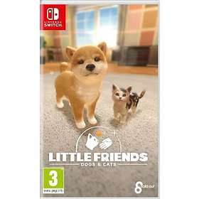 Little Friends: Dogs & Cats (Switch)
