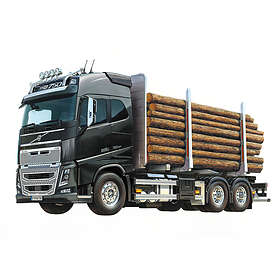 Tamiya Volvo Globetrotter FH16 6x4 Timber Truck (56360) Kit