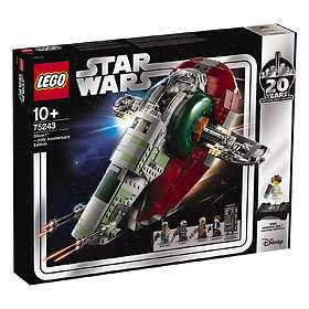 LEGO Star Wars 75243 Slave l 20th Anniversary Edition
