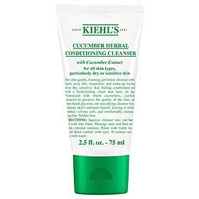 Kiehl's Cucumber Herbal Conditioning Cleanser All Skin Types 75ml