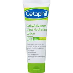 Cetaphil Daily Advance Ultra Hydrating Face & Body Lotion 85g