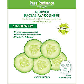 Cala Product Pure Radiance Facial Sheet Mask 5st
