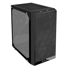 SilverStone Precision PS15 (Black/Transparent)