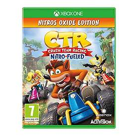 CTR Crash Team Racing - Nitro Fueled - Oxide Edition (Xbox One)