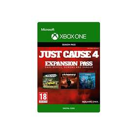 Just Cause 4 - Expansion Pass (Xbox One)