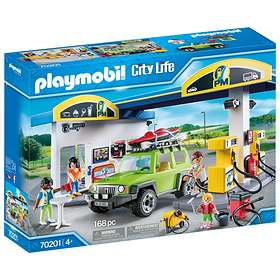 Playmobil City Life 70201 Gas Station