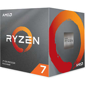 AMD Ryzen 7 3800X 3.9GHz Socket AM4 Box