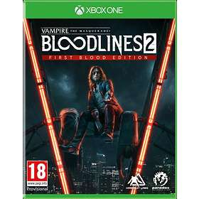 Vampire The Masquerade Bloodlines 2 - First Blood Edition (Xbox One)