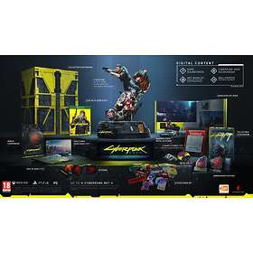 Cyberpunk 2077 - Collector's Edition (Xbox One)