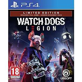 Watch Dogs: Legion - Limited Edition (PS4)