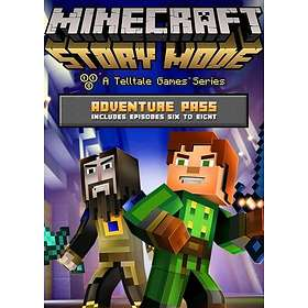 Minecraft: Story Mode - Adventure Pass (PC)