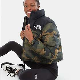 The North Face Nuptse Cropped Down Jacket (Women's)
