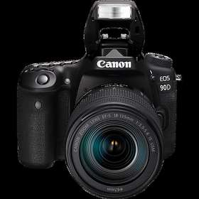 Canon EOS 90D + 18-135/3.5-5.6 IS STM