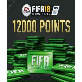 FIFA 18 - 12000 Points (PC)