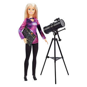 Barbie Astrophysicist Doll GDM47