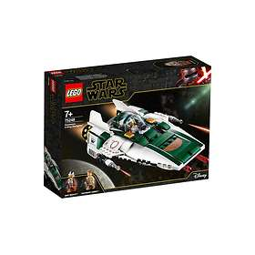 LEGO Star Wars 75248 Resistance A-Wing Starfighter LEGO
