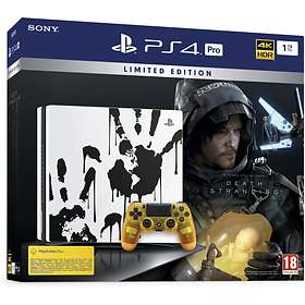 Sony PlayStation 4 Pro 1TB (incl. Death Stranding) - Limited Edition