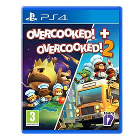 Overcooked! 1 + 2 - Double Pack (PS4)